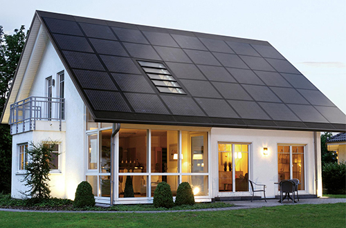 Fresh Electrical Solar Panel and Battery Storage