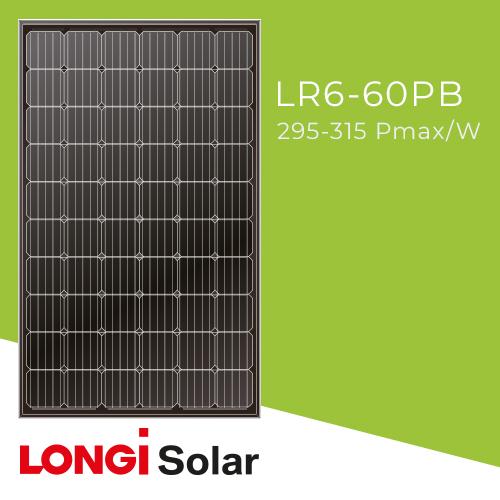 LONGi LR6 Solar Panels