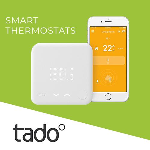 Tado Smart Thermostat - Fresh Electrical Solar
