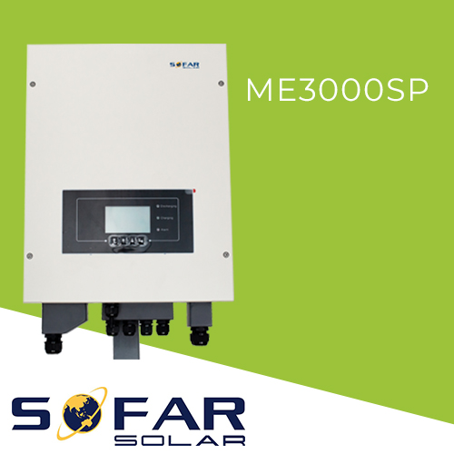 SOFAR ME3000SP Solar Batteries