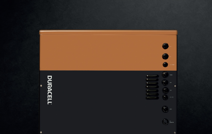Duracell Solar Battery Storage