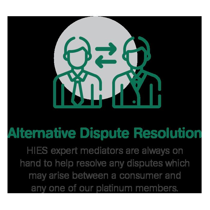 HIES Alternative Dispute Resolution