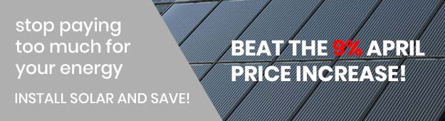Beat the 9% Energy Price Increase