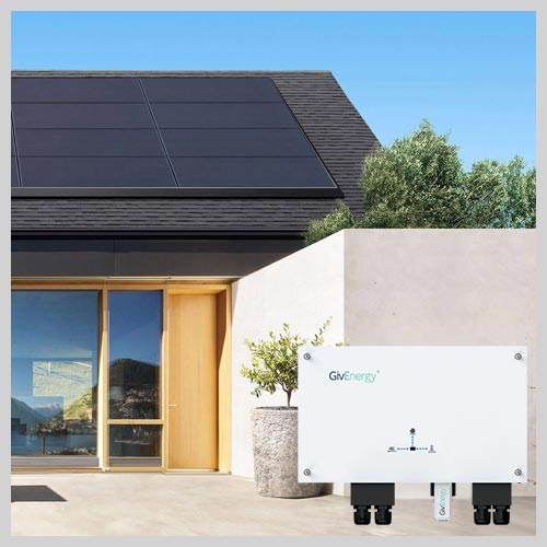 Solar and Battery Packages
