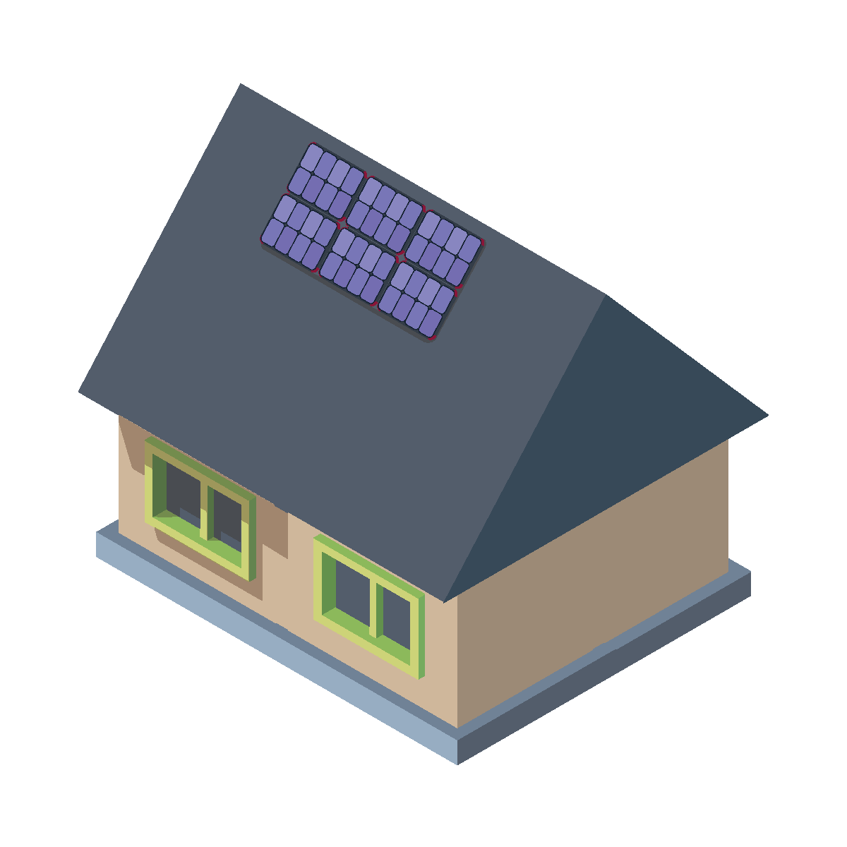 2kW Solar Package