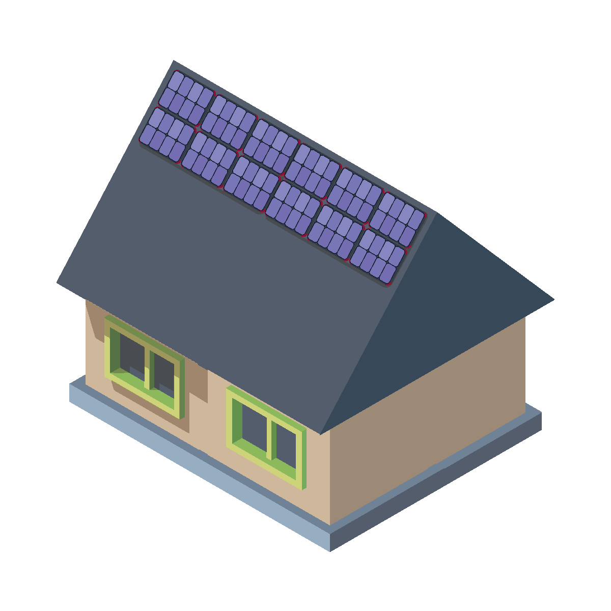 6kW Solar Only Packages