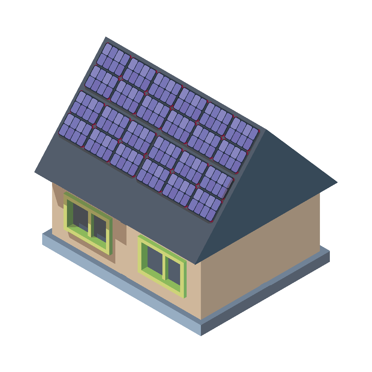 8kW Solar Only Packages