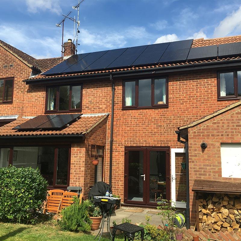 Solar Panel Installation Kent
