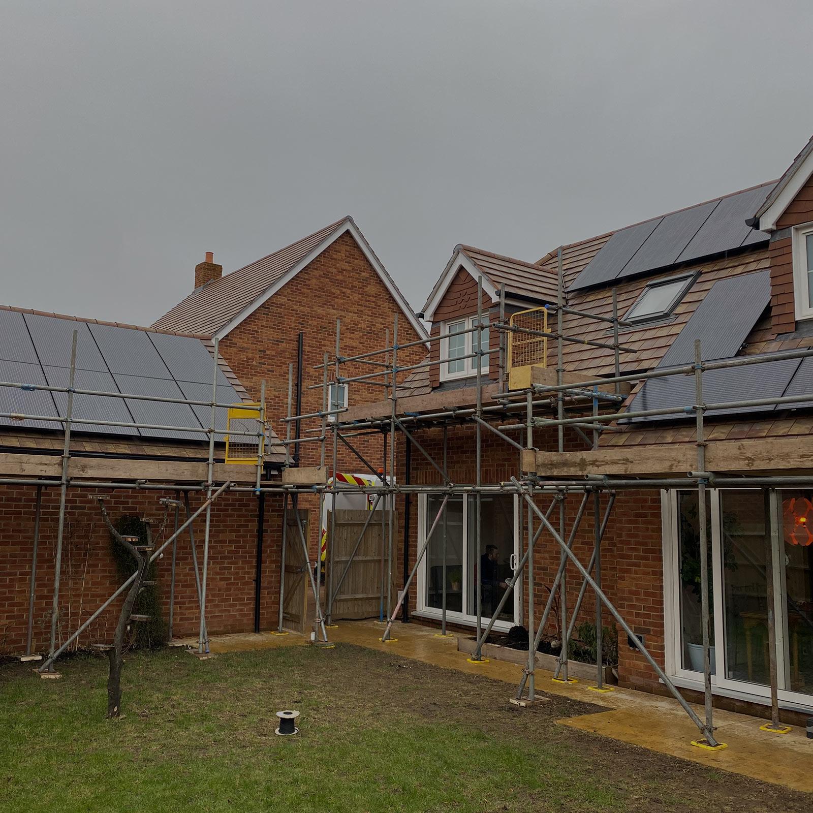 Solar Panel Installers Northampton