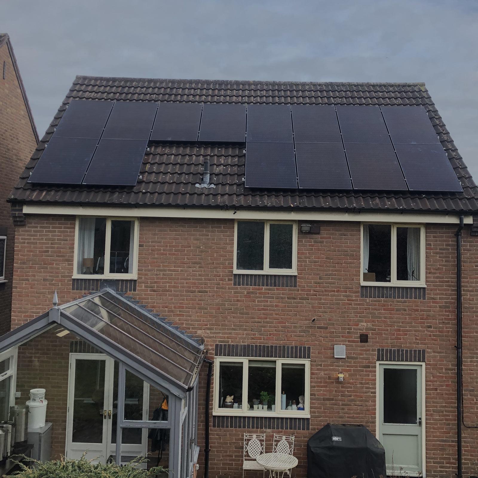 Solar Panel Installers Kent